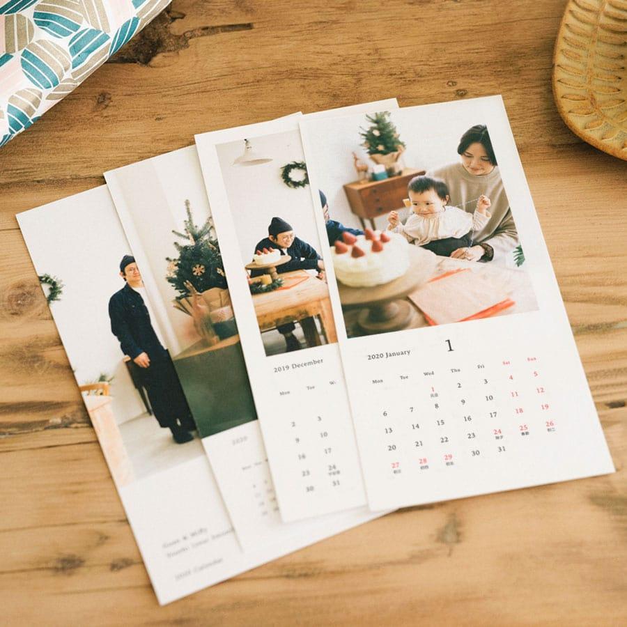 [客製限定] Calendar Card 相片月曆卡