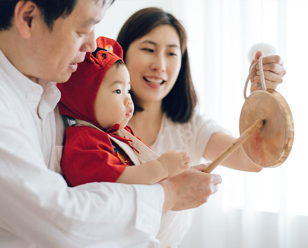 1歲 生日 抓周 流程 儀式