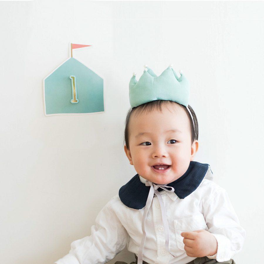 Kazokutte 生日系列紀念日數字裝飾 / 家