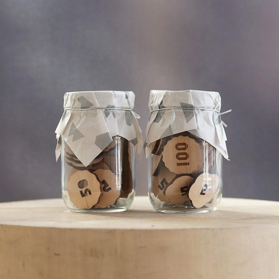 Sukima okozukai 零用錢木製玩具 / 存錢罐