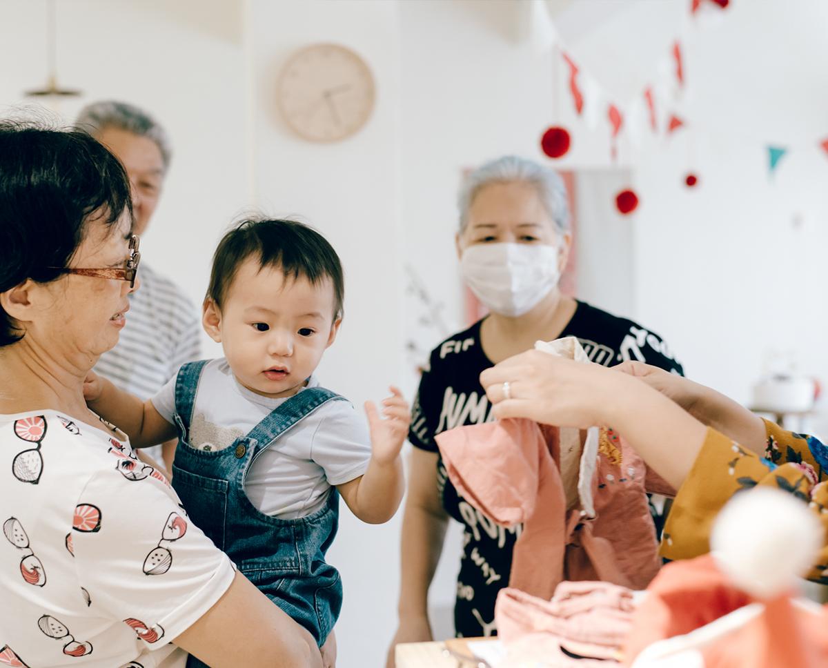 1歲 生日 抓周 寶寶寫真 生活寫真 觀禮