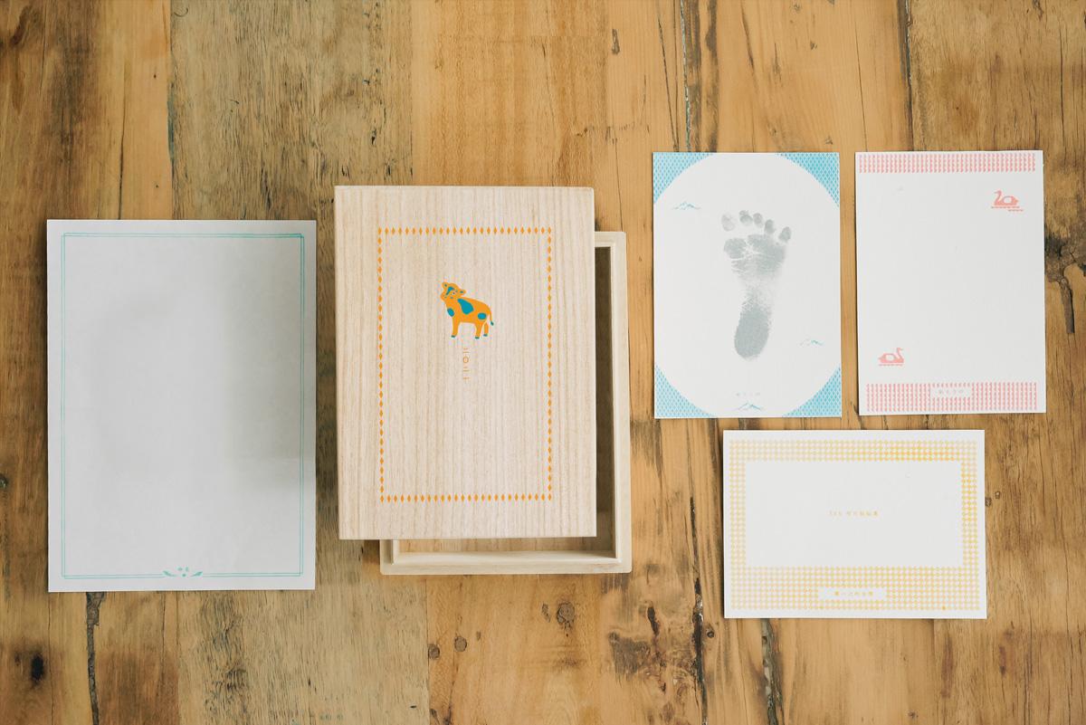 新生兒足印 手印