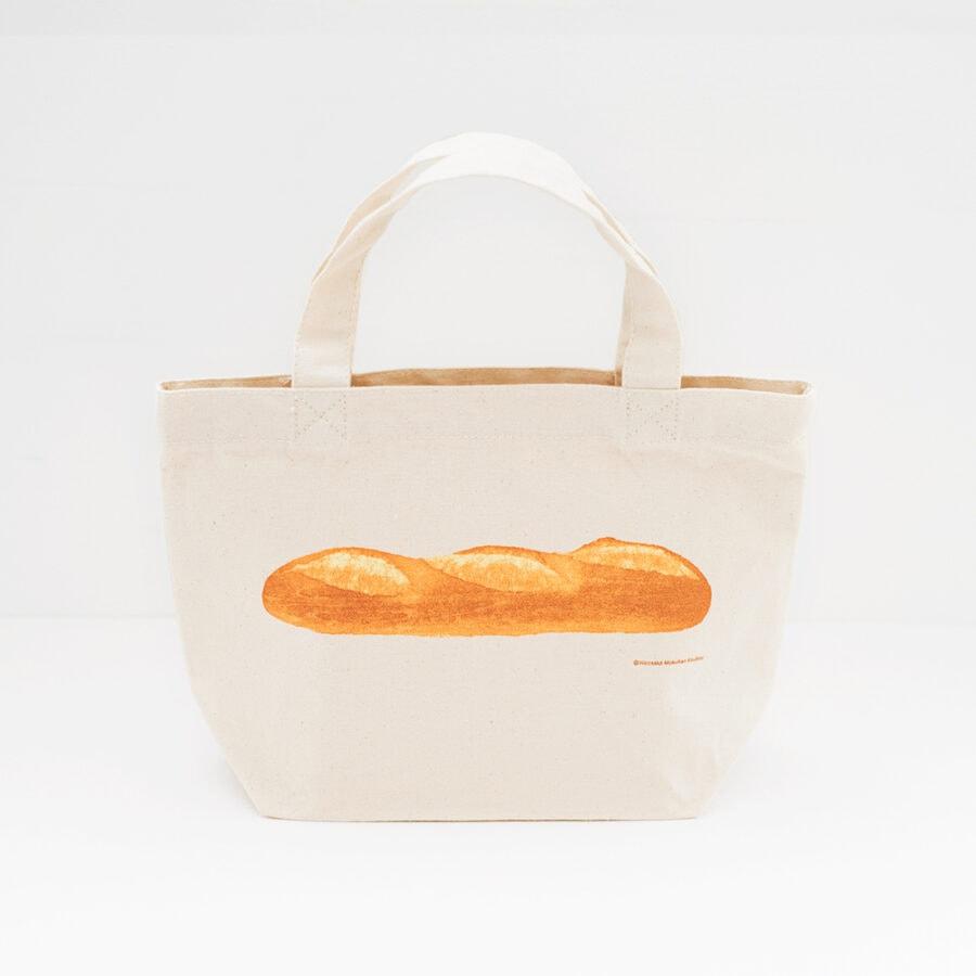 "CLASKA ""DO"" 法國麵包手提袋"