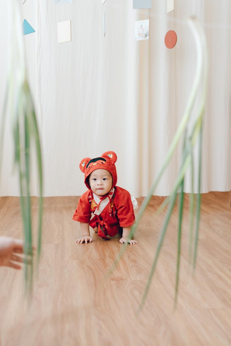 1歲 生日 抓周 寶寶寫真 生活寫真